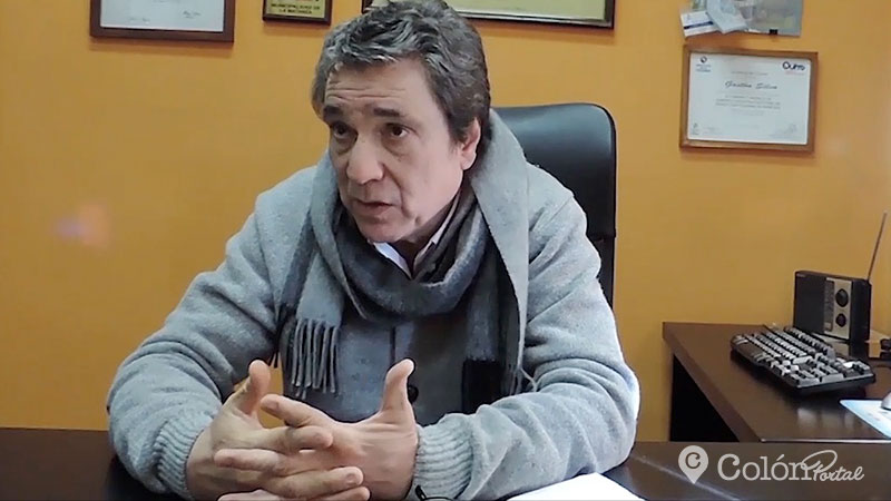 Entrevistamos A Gastón Silva
