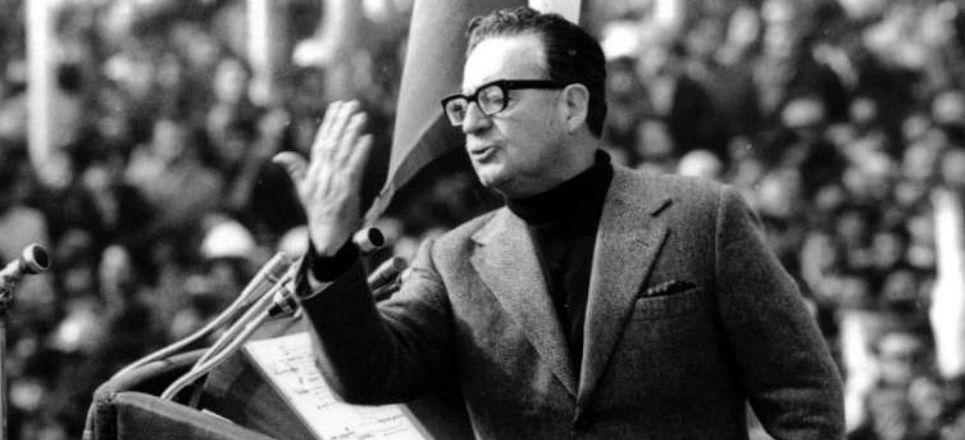 Una Flor Para Allende