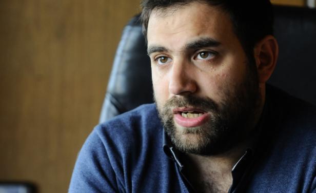Entrevista A Gonzalo Civila