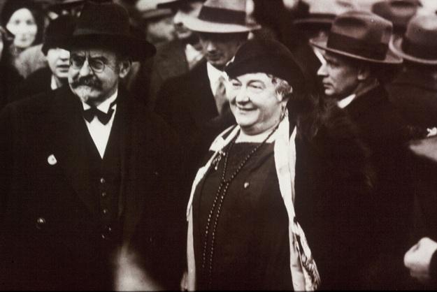 22 De Setiembre De 1875, Nace Paulina Luisi