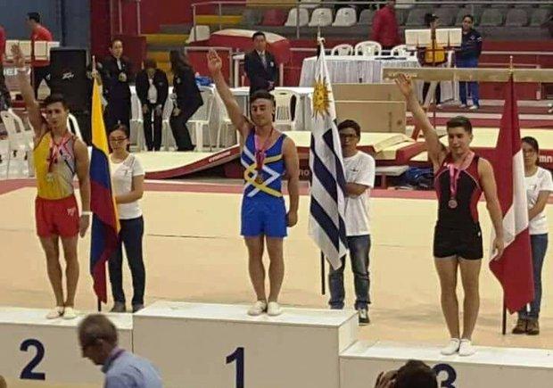 Victor Rostagno Ganó El Oro Sudamericano E Hizo Historia