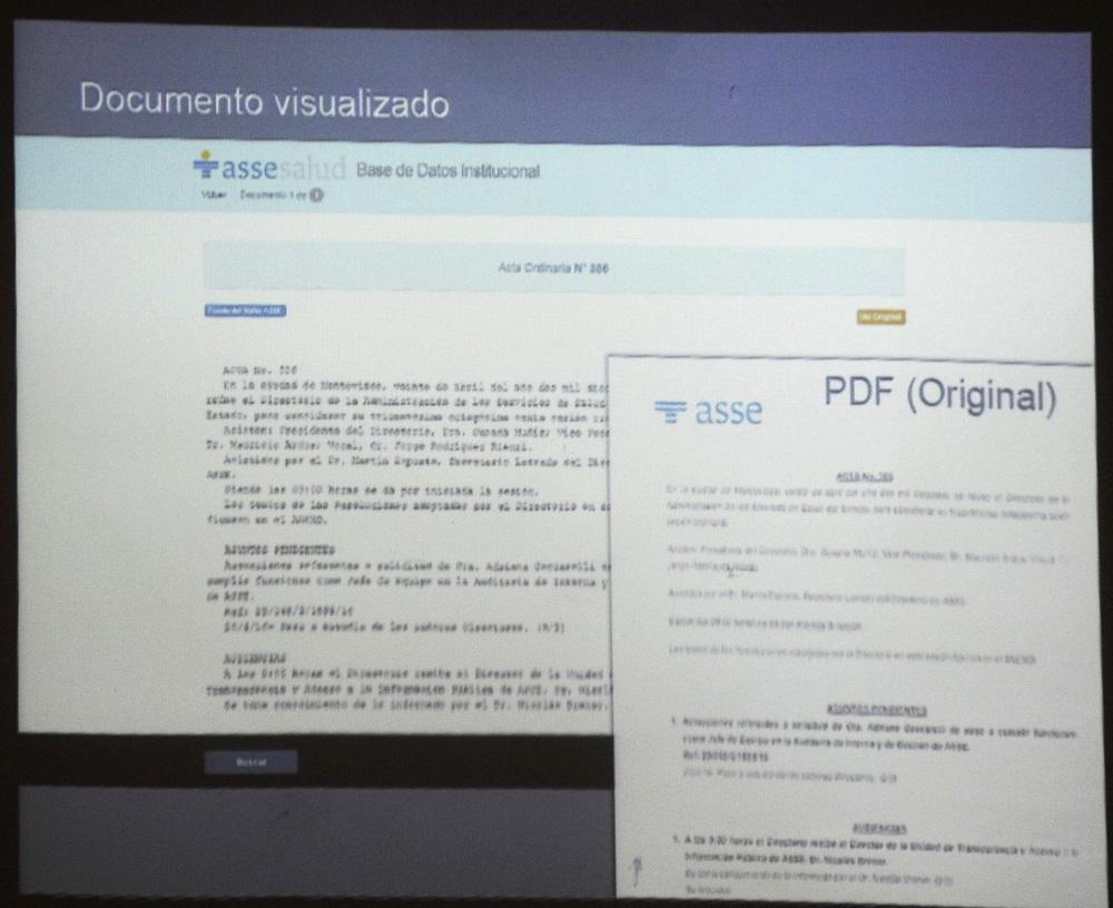 ASSE Pone Al Servicio De La Ciudadanía Un Portal Con Información Legal Que Trasparenta Su Gestión