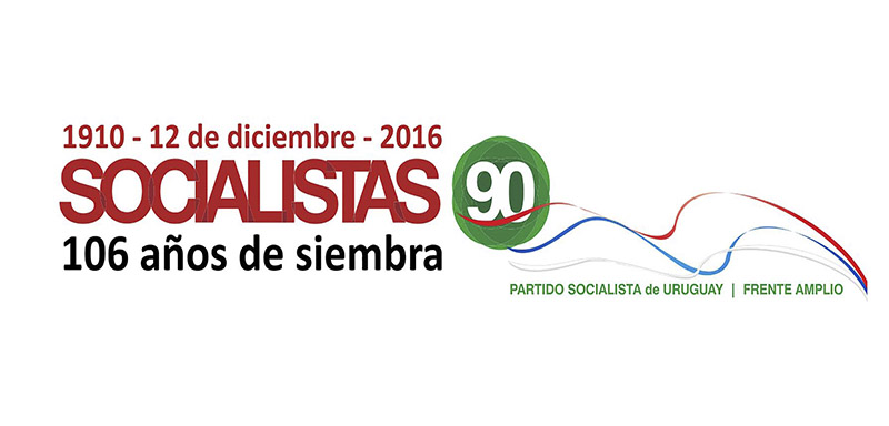 ¿Qué Representan 106 Años Del Partido Socialista En El Uruguay?