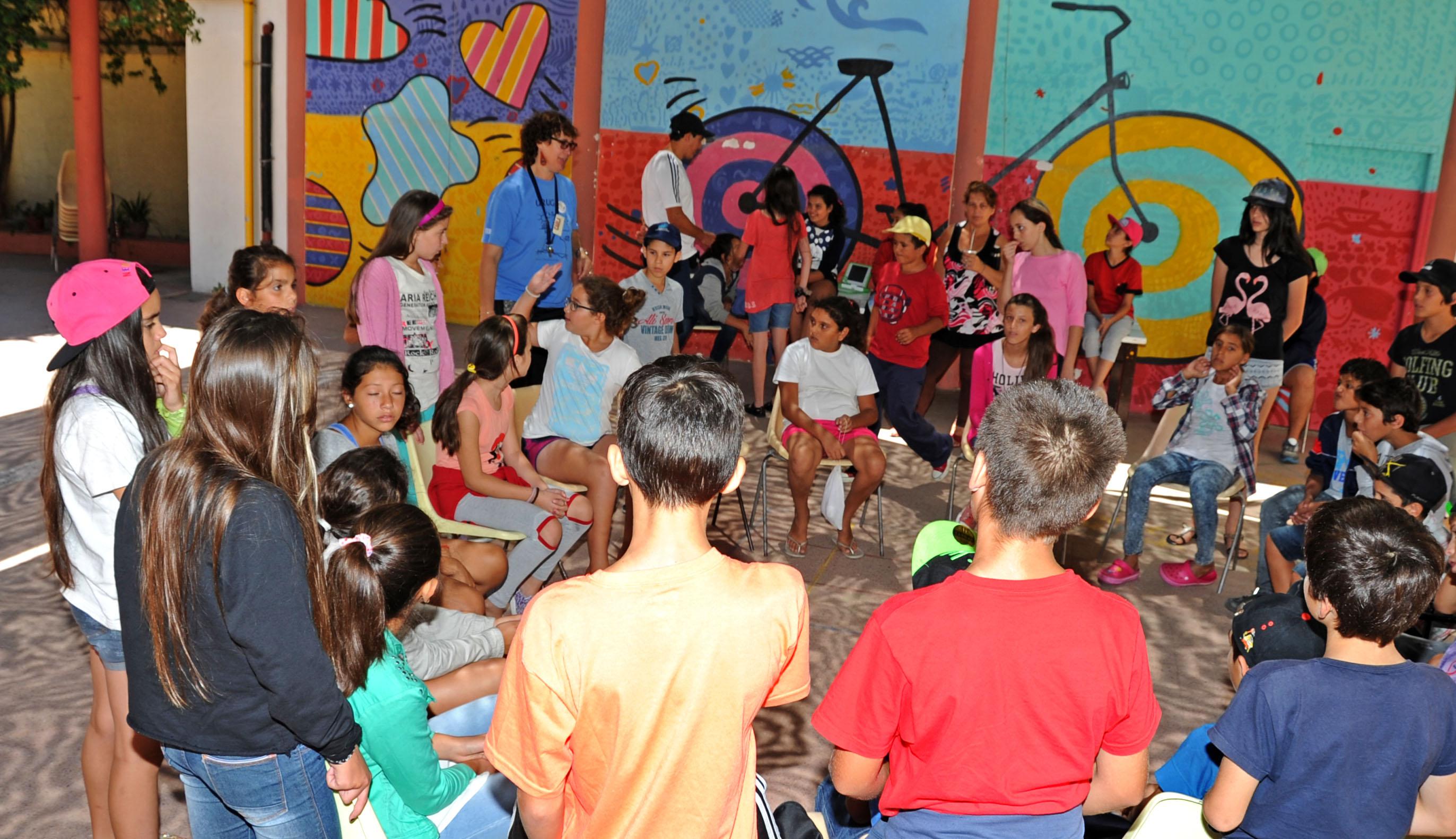 Más De 12.000 Niños Con 90 % De Asistencia Constante Disfrutan De Verano Educativo