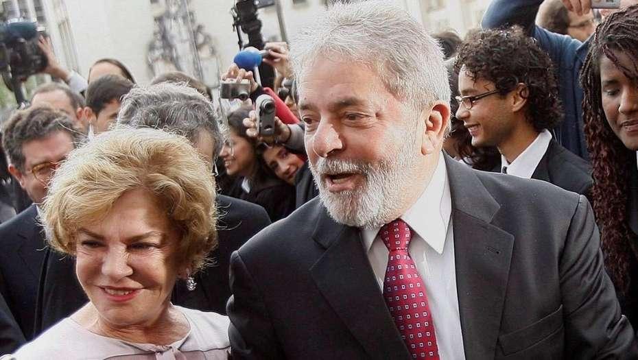 Condolencias Al Compañero Lula Y Flia