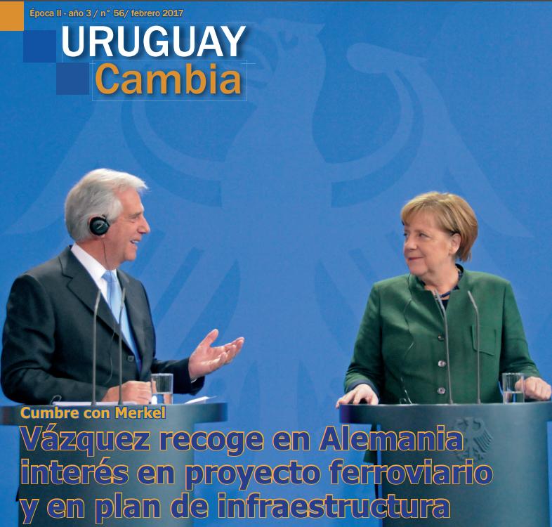 Revista Uruguay Cambia Número 56 – Época II – Año 3