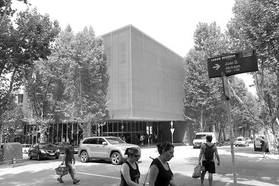 Udelar Inauguró Nuevo Edificio De La Facultad De Información Y Comunicación