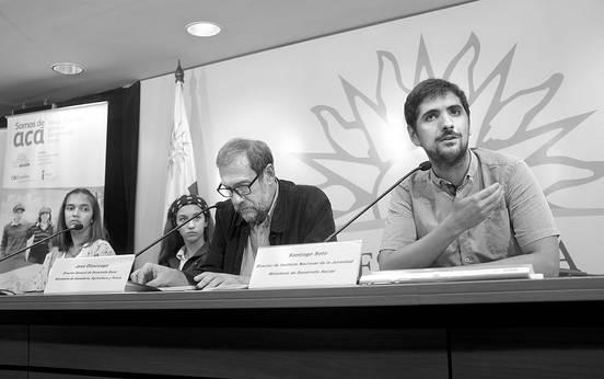 Se Lanzó La Cuarta Edición De Somos De Acá, Destinado A Jóvenes Rurales