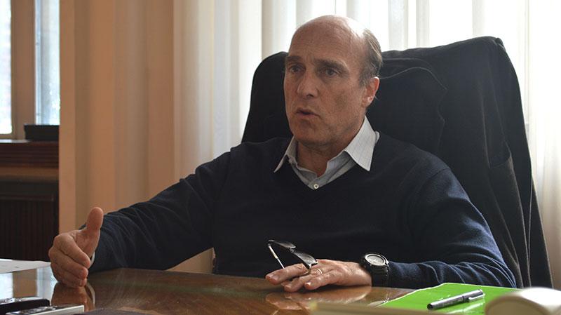 Entrevista Al Intendente De Montevideo: Daniel Martínez