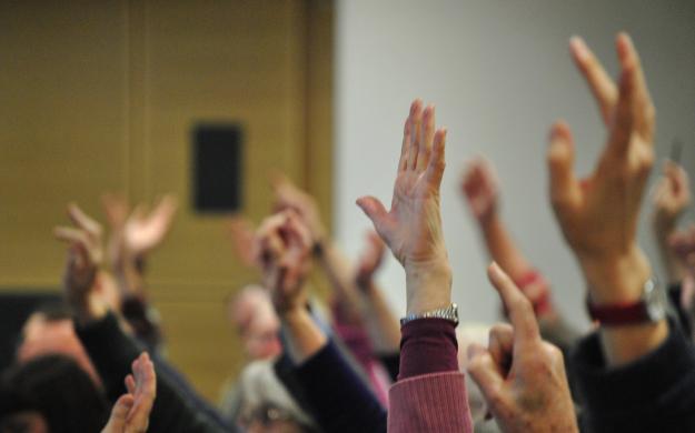 ¡Frente Amplio: Una Fuerza Política Con Vocación De Gobierno!