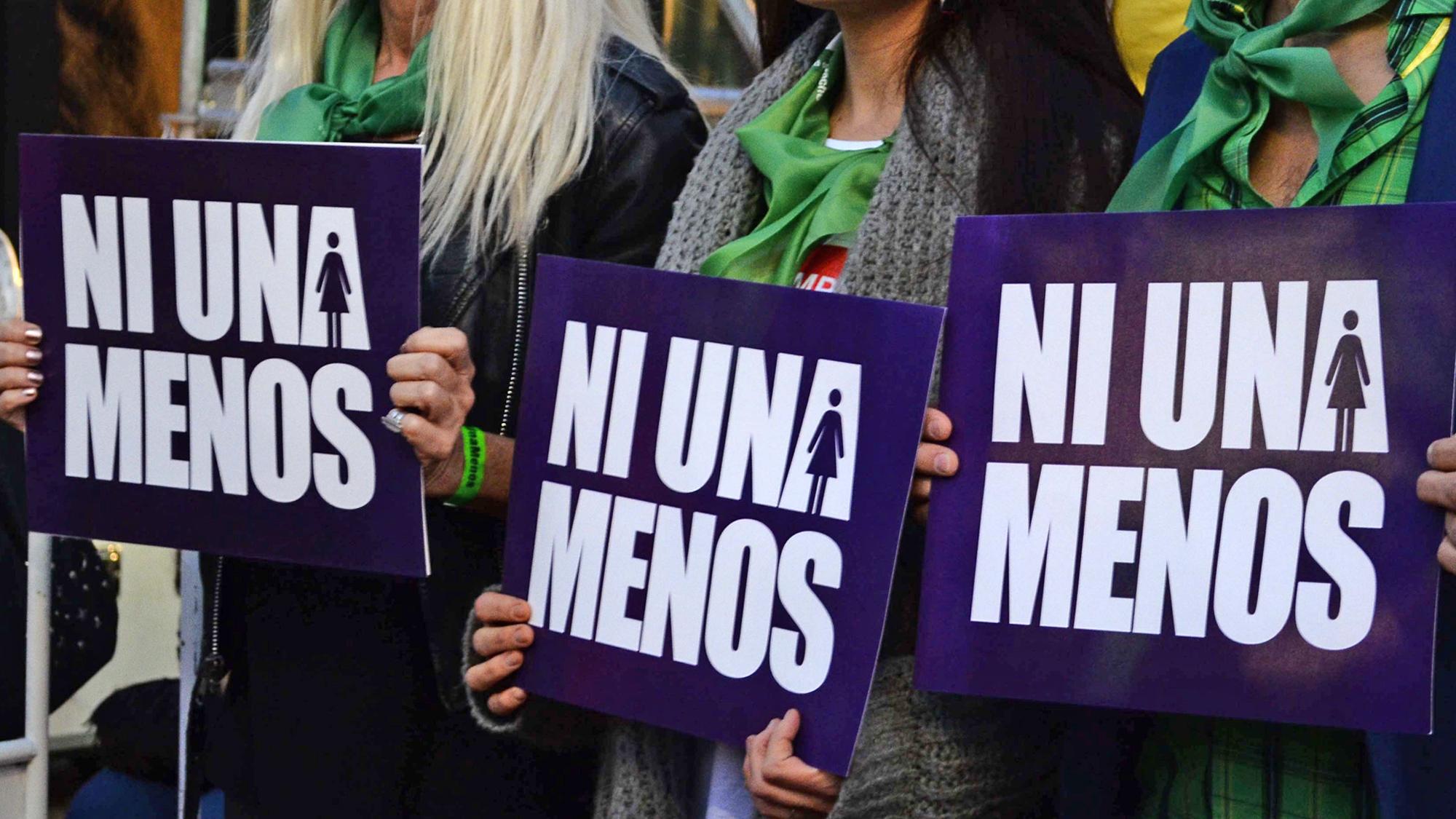Terminar Con La Violencia De Género Depende De Todos #EscribeMónica