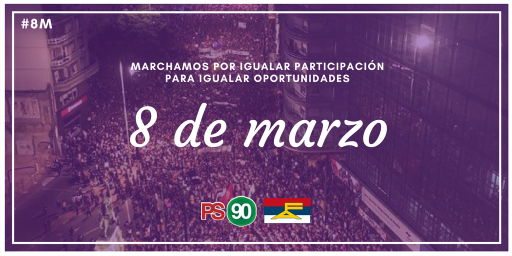 Marchamos Por Igualdad.