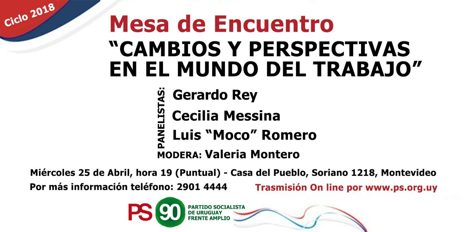 ((EN VIVO)) #MesaDeEncuentro