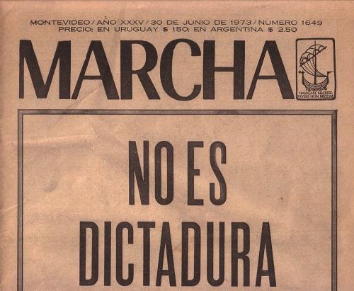 45 Años Del Golpe Del '73 #EscribeMónica