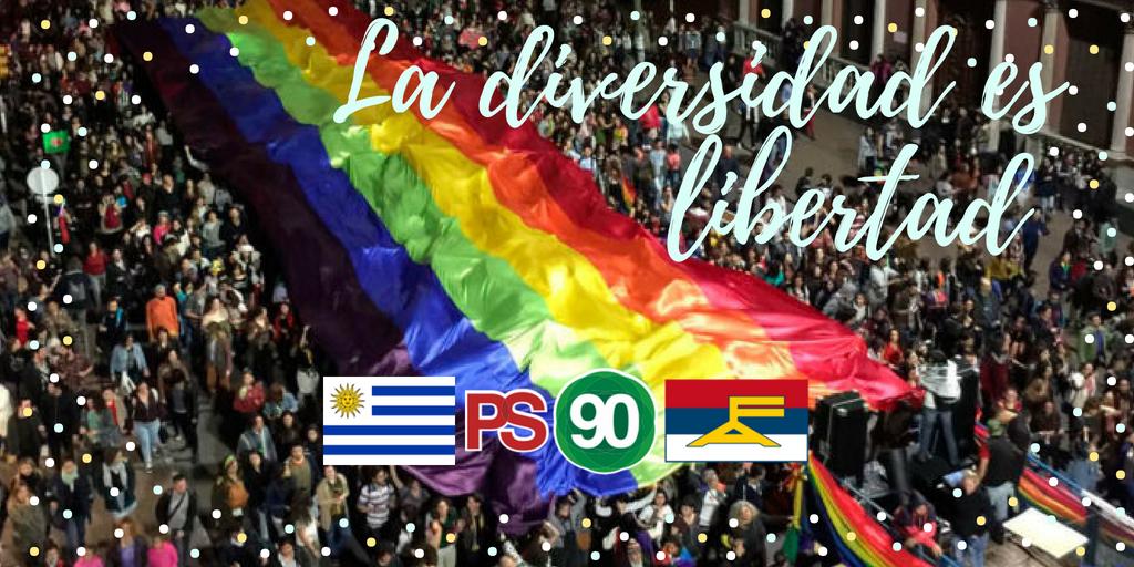 La Diversidad Es Libertad #Orgullo2018