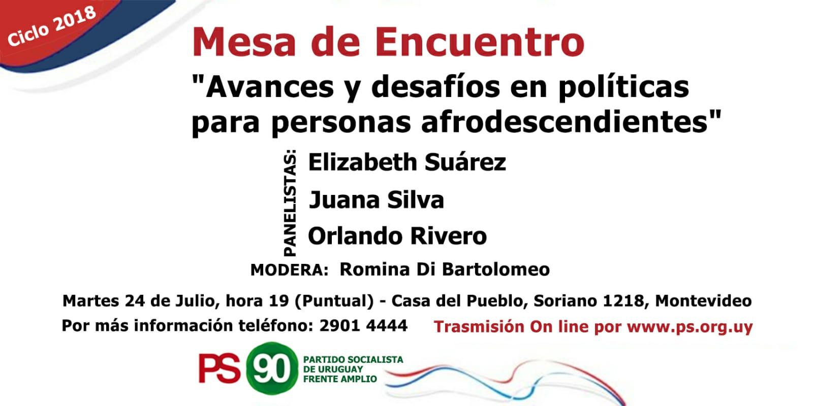 #MesaDeEncuentro