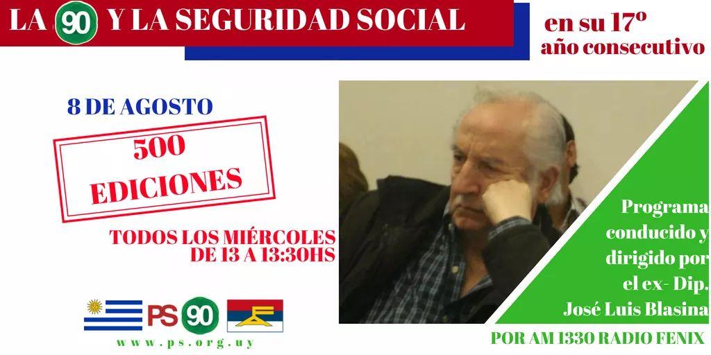 La 90 Y La Seguridad Social
