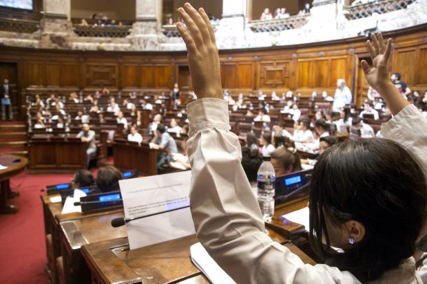 Educando En Ciudadanía Desde El Gobierno Departamental