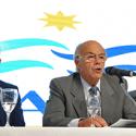Dragado Del Río Uruguay; Presidente De CARU, Gastón Silbermann