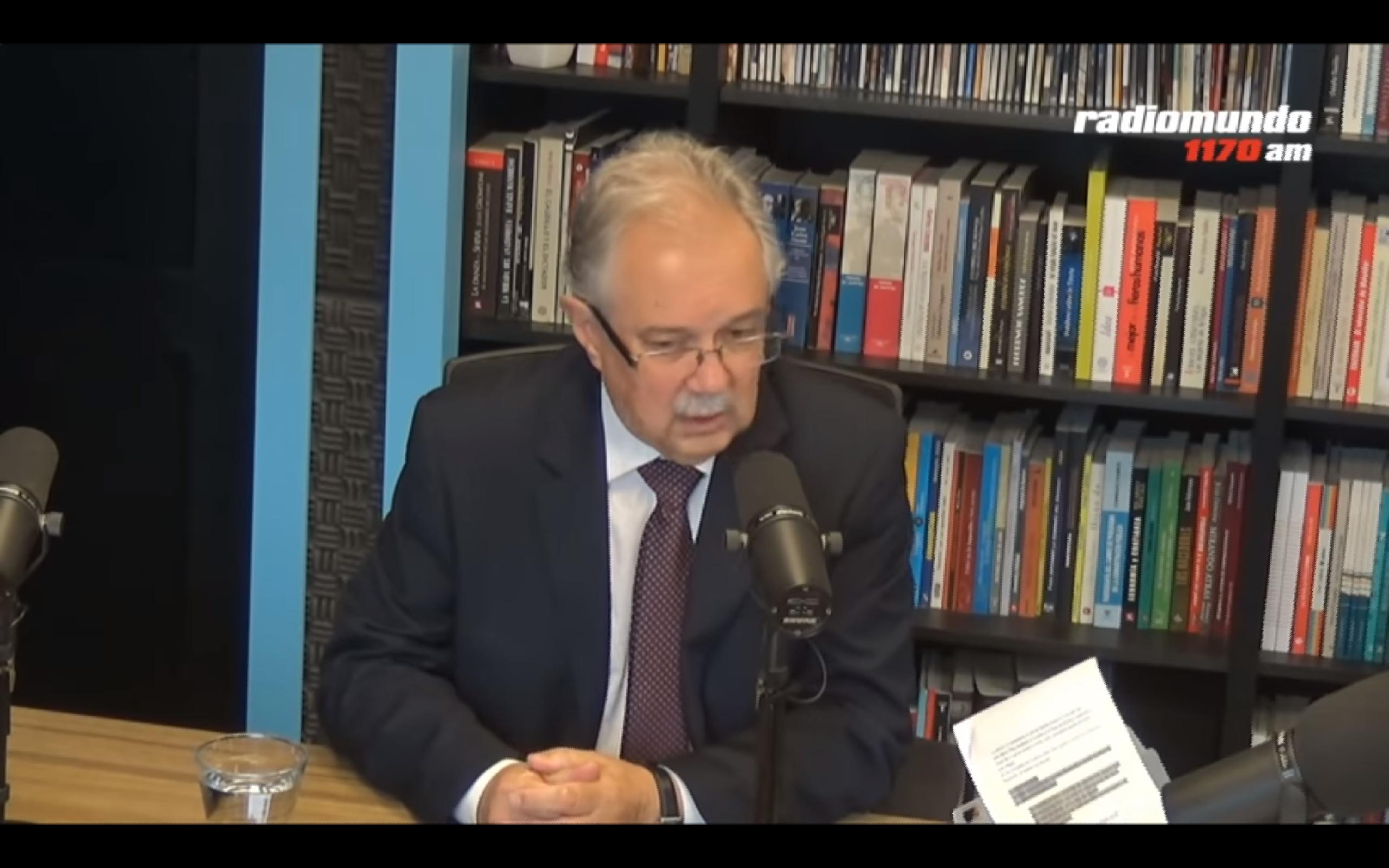 Jorge Menéndez: Trabajamos En Cambios Profundo En Defensa