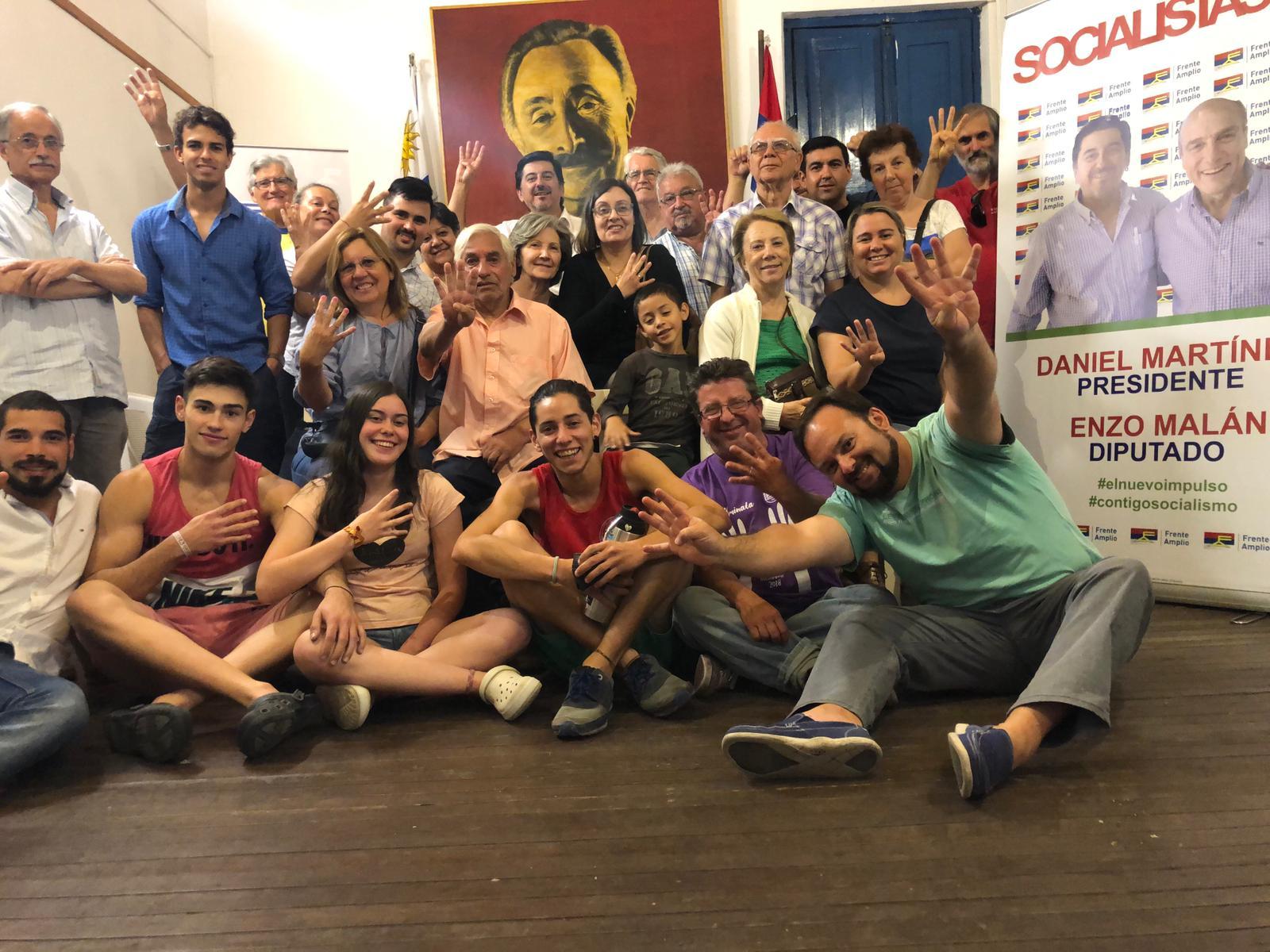 Declaración De La Departamental De Soriano