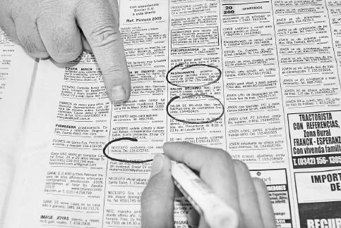 Desempleo: 7,4 % En Noviembre 2018