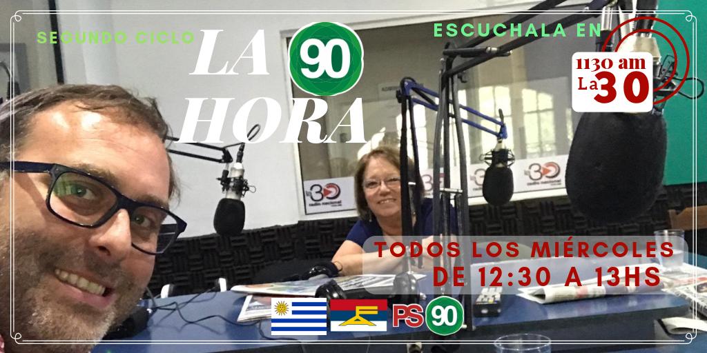 #LaHora90 Del Miércoles 6 De Febrero.