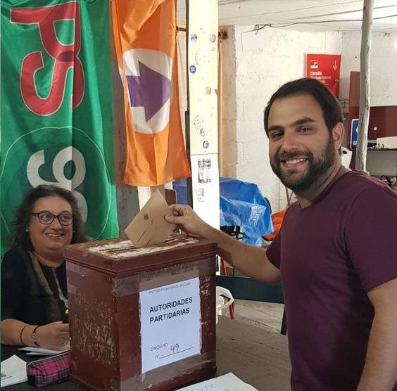 #EleccionesPS