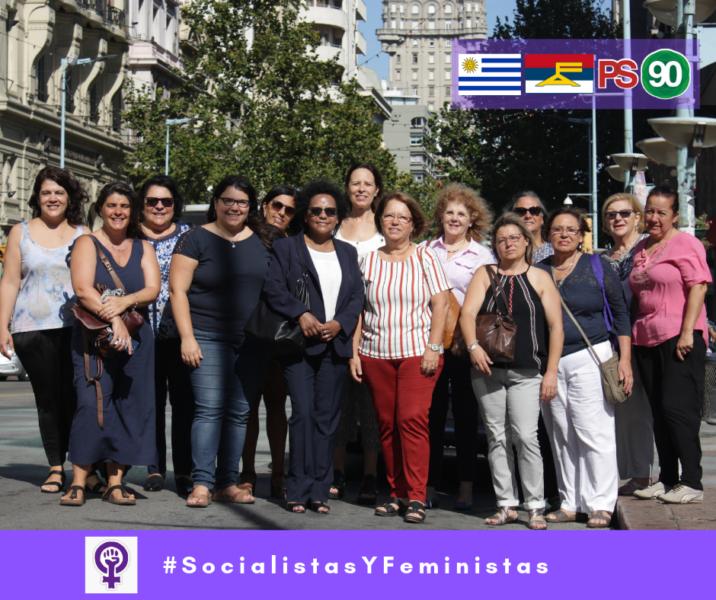 8 De Marzo De 2019-DÍA INTERNACIONAL DE LA MUJER  #8M #SocialistasYFeministas