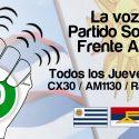 #LaHora90 Del Jueves 24 De Octubre Con Daniel Martinez Y Gonzalo Civila.