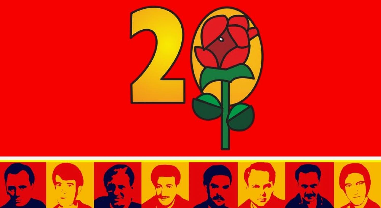 Adhesión Del PS A 48 Años Del Asesinato De Los 8 Mártires De La 20