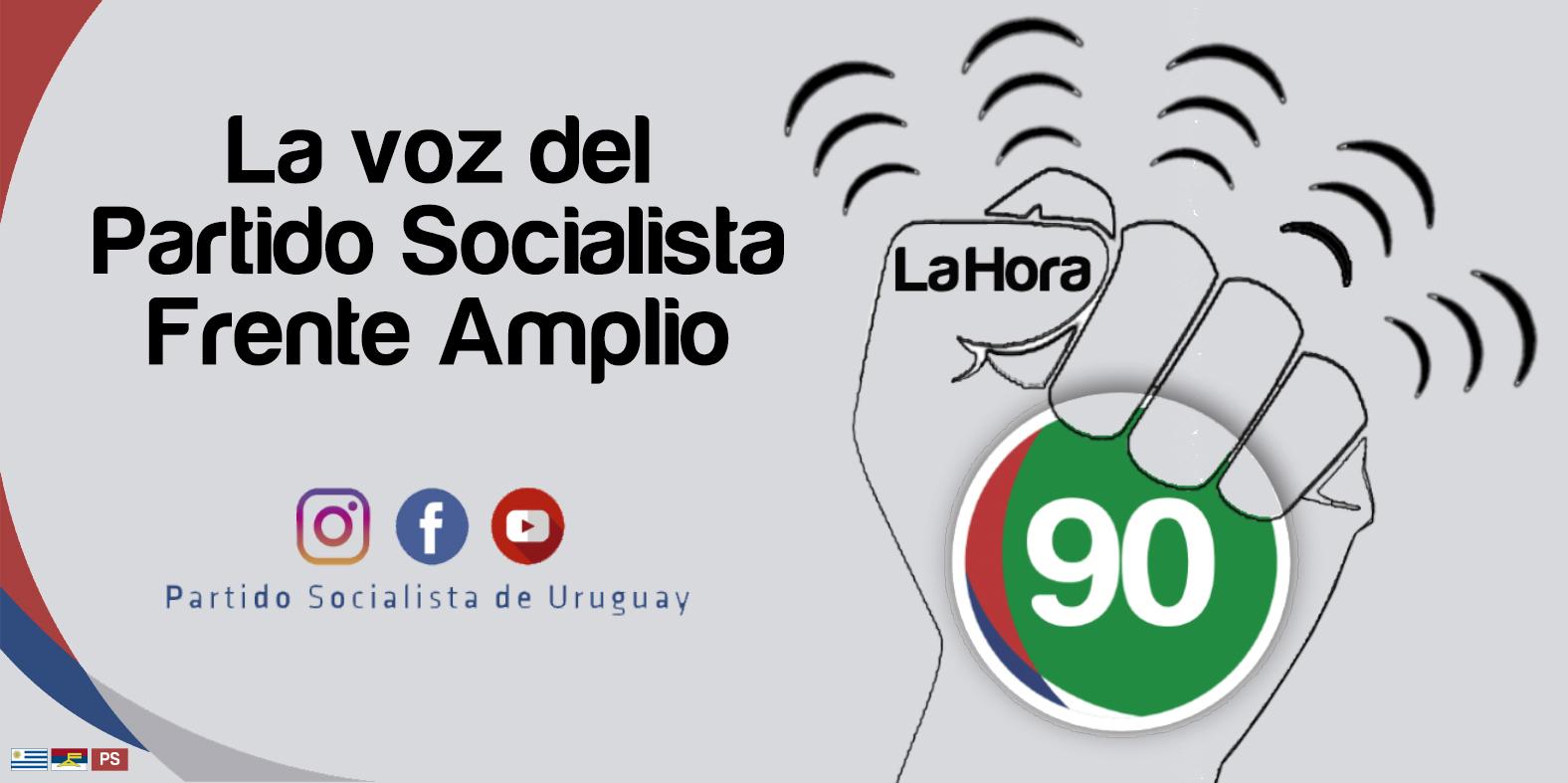 #LaHora90 RadioPS On Line Del Jueves 18 De Junio, 2020