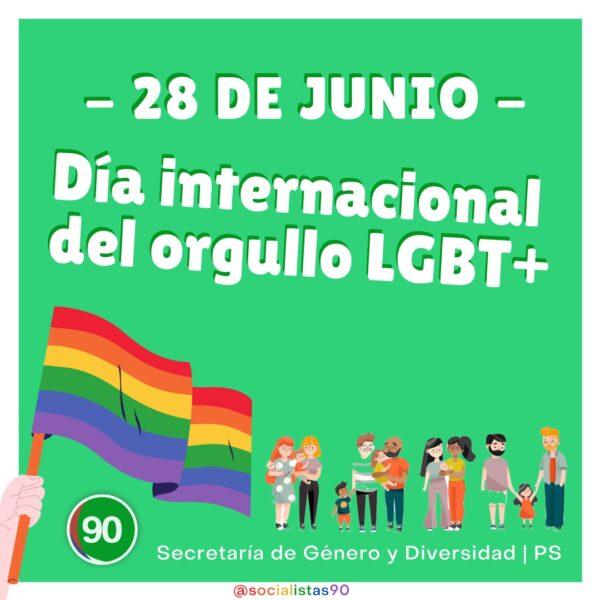 El Día Del Orgullo Lgbt+